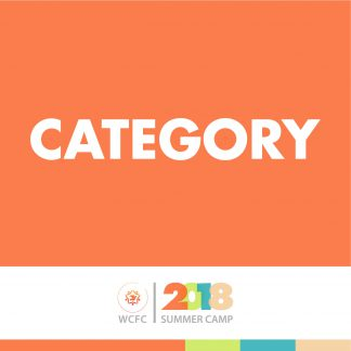 2018 Summer Camps by Categories