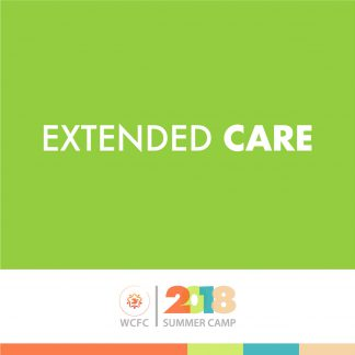 Summer Camp Extended Care