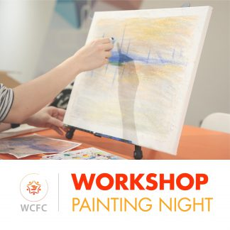Adult Painting Night & WCFC Workshops